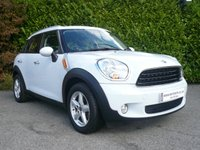 2012 MINI COUNTRYMAN 1.6 ONE D 5d 90 BHP £10950.00