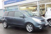 2012 NISSAN NOTE}