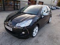 2010 CITROEN DS3 1.6 HDI BLACK AND WHITE 3d 90 BHP £6750.00