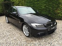 2010 BMW 3 SERIES 2.0 320D M SPORT BUSINESS EDITION 4d 181 BHP WITH OYSTER LEATHER £11990.00