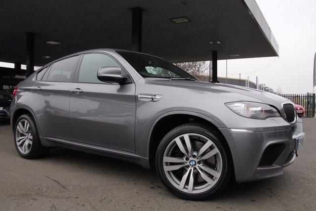 2011 61 BMW X6 4.4 xDrive 5dr