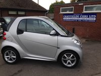 2012 SMART FORTWO 1.0 PULSE MHD 2d AUTO 71 BHP £4490.00