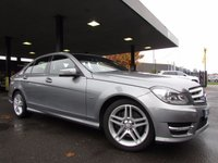 USED 2011 61 MERCEDES-BENZ C CLASS 3.0 C350 CDI BlueEFFICIENCY Sport Edition 125 7G-Tronic 4dr