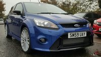 2009 FORD FOCUS 2.5 RS 3d 300 BHP (ONLY 39 MILES) (MINT) £28990.00