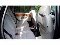 USED 2007 LAND ROVER RANGE ROVER SPORT 3.6 TDV8 SPORT HSE 5d AUTO 269 BHP
