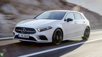 USED 2018 68 MERCEDES-BENZ A CLASS A180d AMG Line
