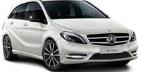 2017 MERCEDES-BENZ B CLASS B180d AMG Line Manual £268.02