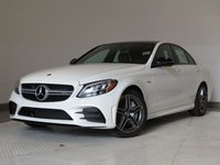 USED 2019 19 MERCEDES-BENZ C-CLASS C180  Saloon AMG Line Auto