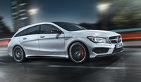 2017 MERCEDES-BENZ CLA-CLASS 2.1 CLA 200d Shooting Brake AMG Line  £276.38