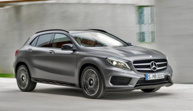 2018 68 MERCEDES-BENZ GLA-CLASS GLA200d SUV AMG Line Manual