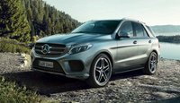 USED 2018 68 MERCEDES-BENZ GLE-CLASS GLE250d SUV AMG Line Auto