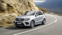 USED 2017 MERCEDES-BENZ GLE-CLASS GLE350d SUV AMG Line Premium Auto