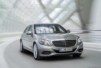 USED 2016 66 MERCEDES-BENZ S CLASS S350d Saloon AMG Line (Exec)  Auto