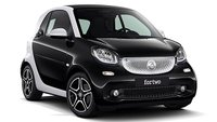 2017 SMART FORTWO Pure 1.0 Manual (70hp) £123.74