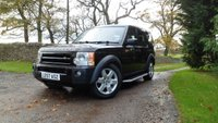 USED 2015 57 LAND ROVER DISCOVERY 3 2.7 TDV6 HSE AUTO 7 SEATER