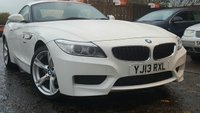 2013 BMW Z4 2.0 Z4 SDRIVE18I M SPORT ROADSTER 2d 155 BHP £17990.00