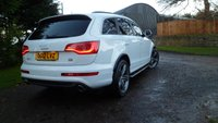 USED 2012 12 AUDI Q7 3.0 TDI S LINE PLUS