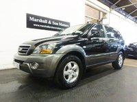 2007 KIA SORENTO 2.5 XE 5d 168 BHP £4299.00