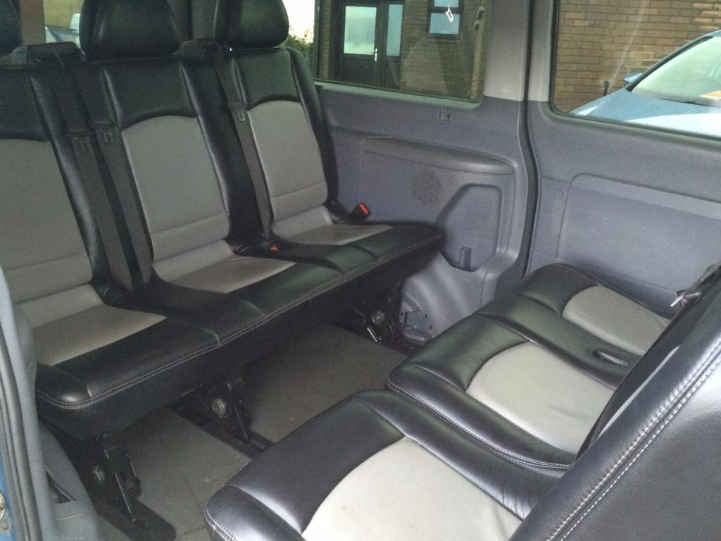 2004 Mercedes-Benz Vito 111 CDI Long Traveliner Swb