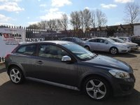 USED 2010 10 VOLVO C30 1.6 R-Design 2dr CLIMATE+LOW MILES+LEATHER