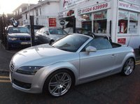 USED 2008 58 AUDI TT 2.0T FSI 2dr S Tronic FULL LEATHER+HISTORY+SPARE KEY