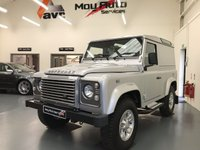 USED 2014 64 LAND ROVER DEFENDER 2.2 TD HARD TOP XS 5d 122 BHP *** STUNNING EXAMPLE ***