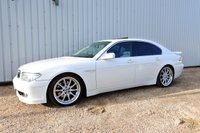USED 2005 55 BMW 7 SERIES 745i LIMO ALPINA SPEC STUNNING IN WHITE, ALPINA LOOKS