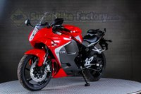 USED 2019 68 HYOSUNG GT125 R  GOOD & BAD CREDIT ACCEPTED, OVER 500+ BIKES IN STOCK