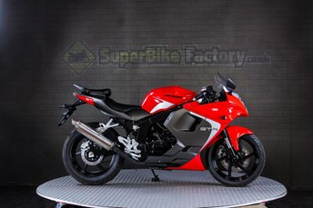 2019 HYOSUNG GT125 R - ALL TYPES OF CREDIT ACCEPTED £2491.00
