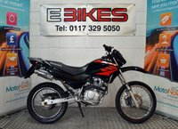 USED 2007 07 HONDA XR 125 L -6 LEARNER LEGAL 125CC COMMUTER