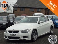 2011 BMW 3 SERIES 320D M SPORT 2d LCI £SOLD