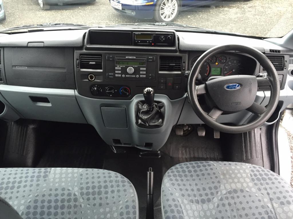 2008 ford transit 17 str minibus 115bhp £6,000