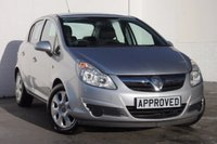 USED 2008 08 VAUXHALL CORSA 1.3 CLUB A/C CDTI 5d 73 BHP £30 a Year Road Tax