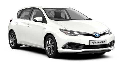2018 68 TOYOTA AURIS 1.8L Hybrid Icon Tech Auto