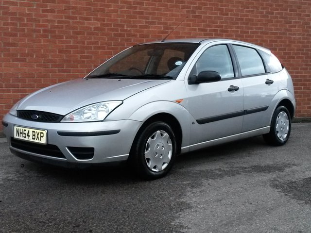 2005 54 FORD FOCUS 1.8 CL TDDI 5d DIESEL