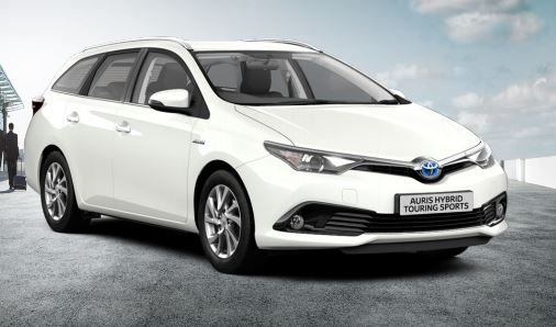 2018 68 TOYOTA AURIS 1.8L Hybrid Icon Tech Auto Tourer