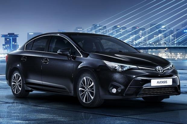 2017 17 TOYOTA AVENSIS 1.6D 16D1 (112 HP) Business Edition Saloon Manual