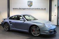 2011 PORSCHE 911 3.8 TURBO PDK 3DR  500 BHP £69925.00