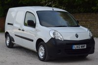 USED 2012 12 RENAULT KANGOO MAXI 1.5 LL PLUS DCI 5d 90 BHP FULL SERVICE HISTORY