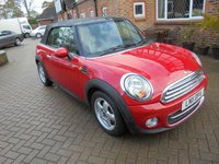 USED 2011 11 MINI CONVERTIBLE 1.6 COOPER D 2d 112 BHP £20.00 A YEAR ROAD TAX