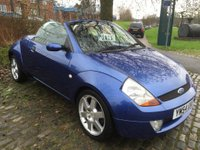 2005 FORD STREET KA 1.6 8V LUXURY 2d 94 BHP £1999.00