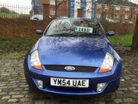 USED 2005 54 FORD STREET KA 1.6 8V LUXURY 2d 94 BHP HEATED SEATS