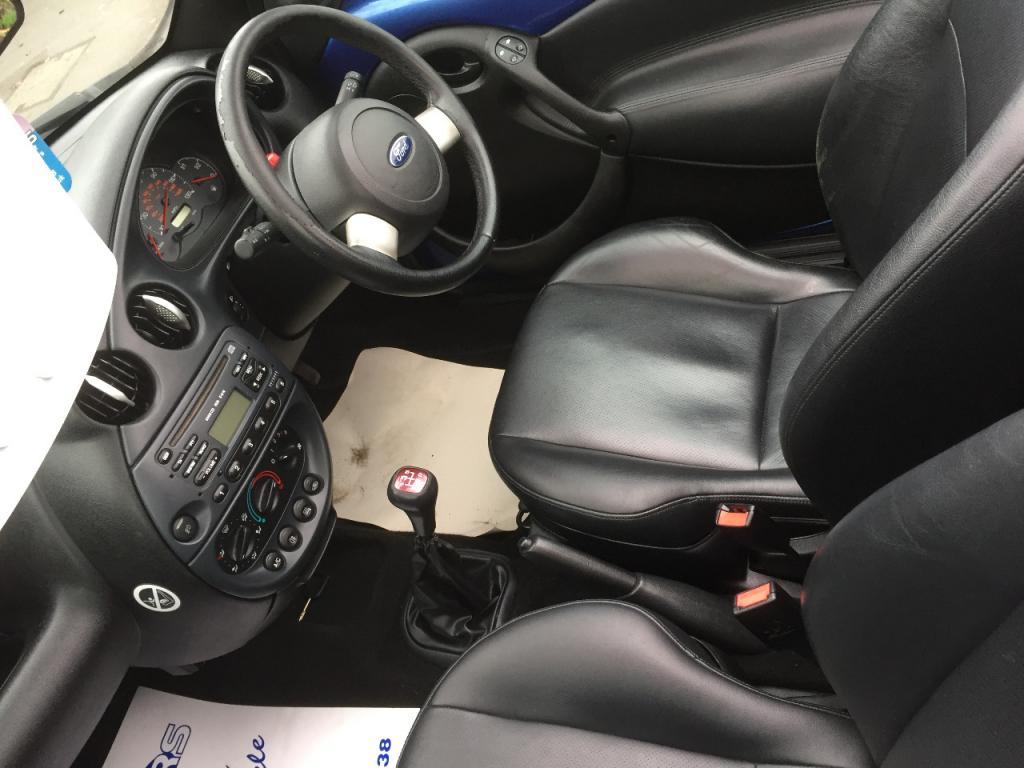 Used   Ford Street Ka V Luxury D  Bhp Heated Seats