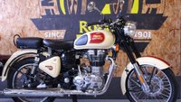 2017 ROYAL ENFIELD 500 CLASSIC EFI ABS £4699.00