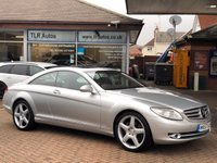 USED 2008 57 MERCEDES-BENZ CL 5.5 CL 500 2d AUTO 383 BHP Heated +Cooling seats 20in AMG