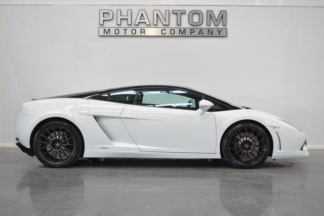 2011 11 LAMBORGHINI GALLARDO Lamborghini Gallardo 5.2 V10 LP560-4 E-Gear 2dr
