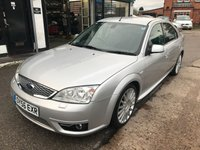 USED 2006 56 FORD MONDEO 2.2 ST TDCI 5d 155 BHP