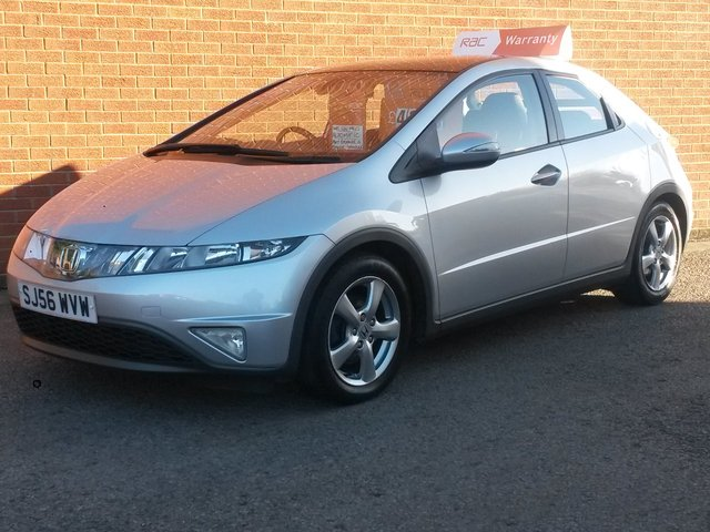 2006 56 HONDA CIVIC 1.8 ES I-VTEC 5d AUTO PANORAMIC ROOF