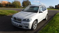 "USED 2009 BMW X5 3.0TD AUTO 2009 X-DRIVE M SPORT 20""Alloys,Black Leather,Service History"