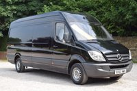 USED 2010 60 MERCEDES-BENZ SPRINTER 2.1 311 CDI LWB 5d 109 BHP RAC APPROVED DEALER